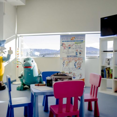 Studio Dentistico a Belluno | Sala bambini 4 | Dental Q