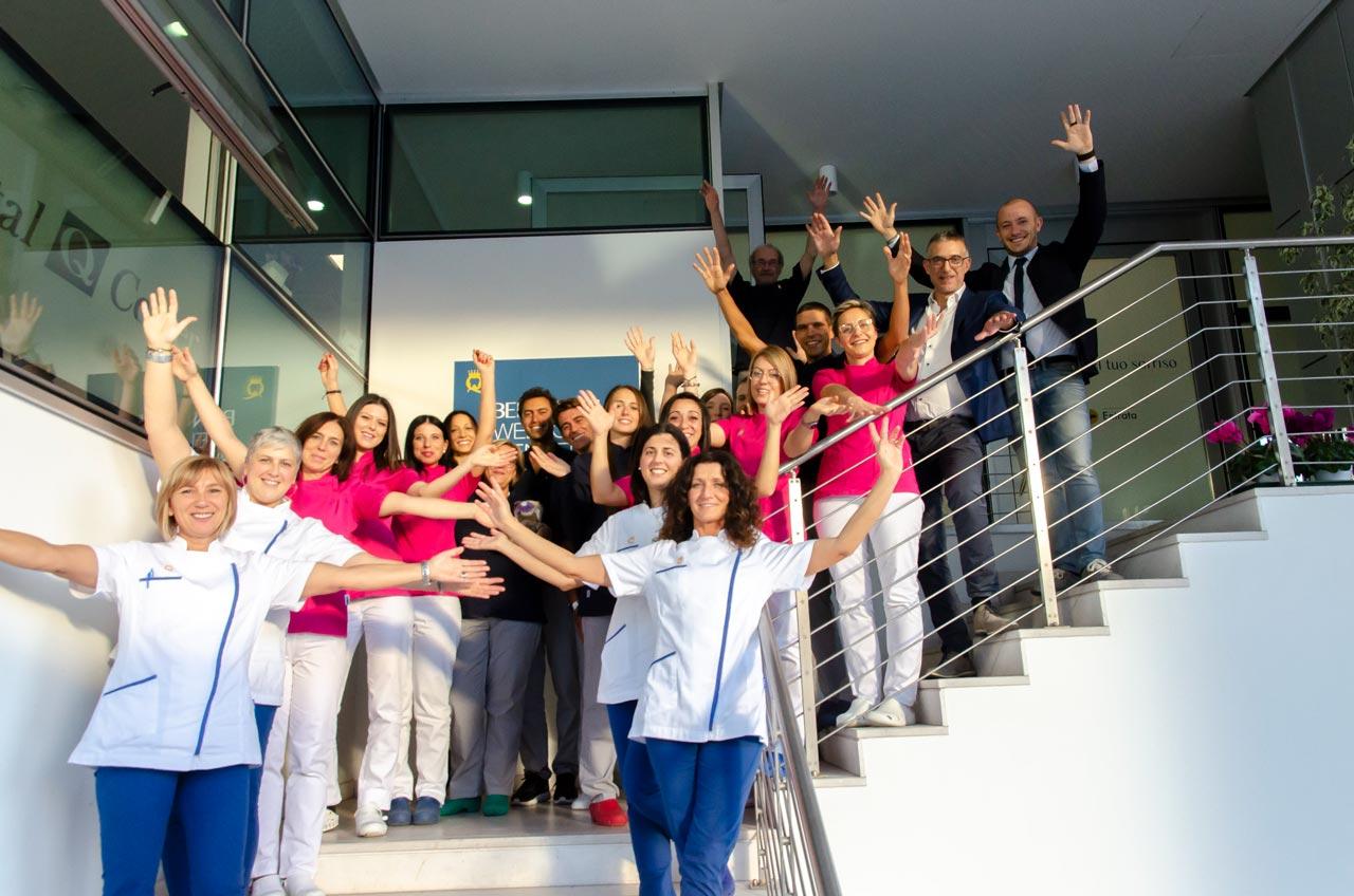 Studio Dentistico a Belluno | Staff 1 | Dental Q