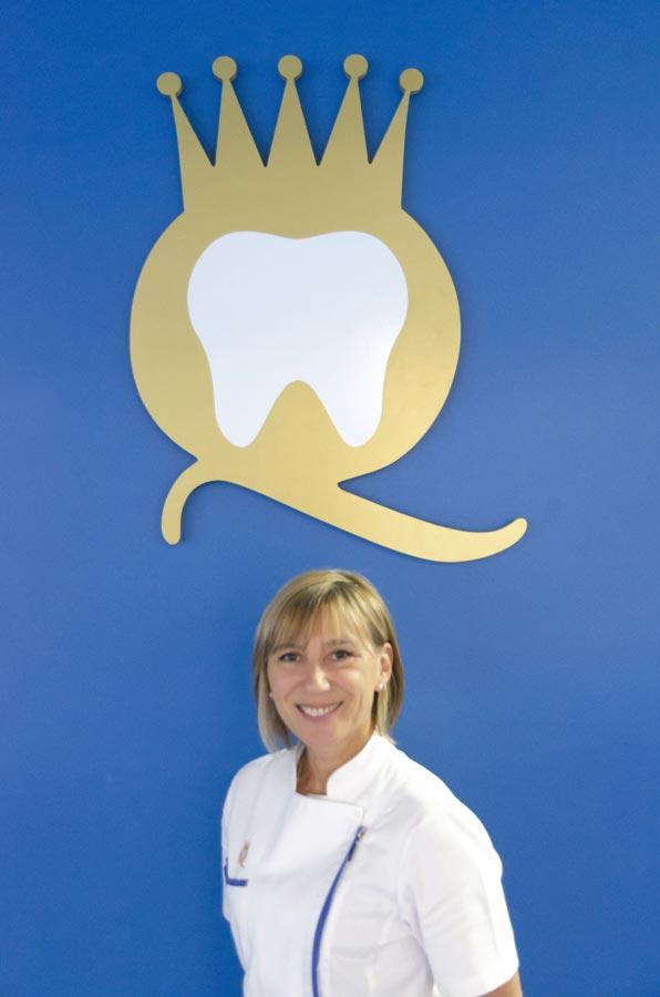 team dello studio dentistico di dental q