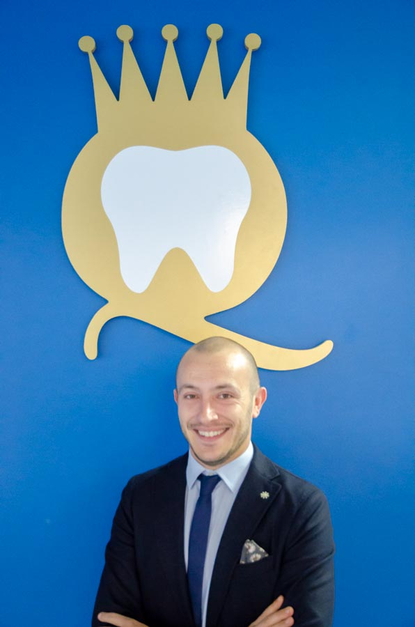 team-team dello studio dentistico di dental q