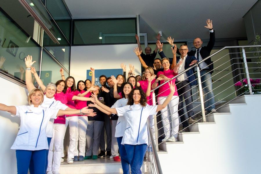 Studio Dentistico a Belluno | Staff 2 | Dental Q | salute orale