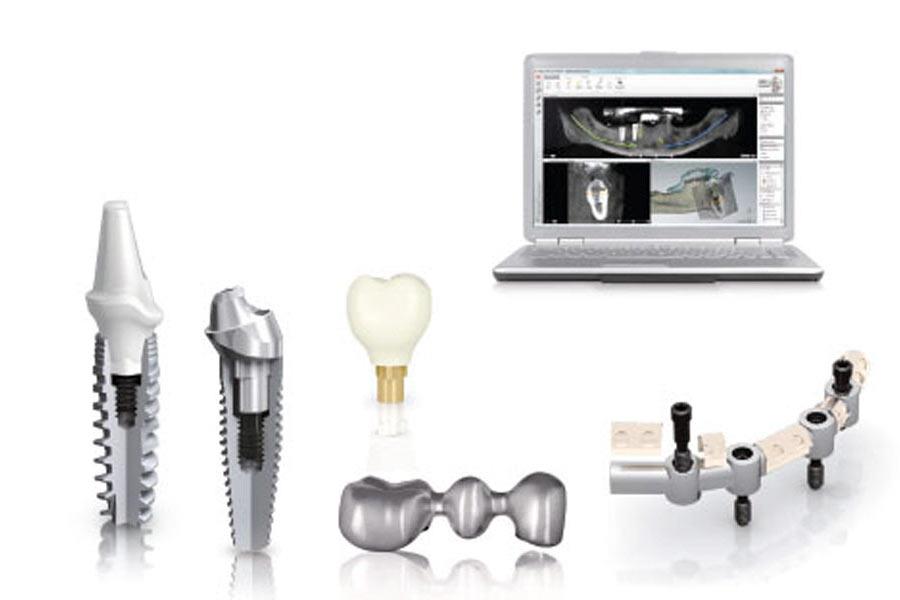 implantologia computer guidata - Dental Q