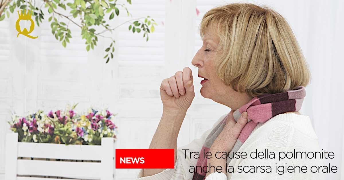 Le cause della polmonite