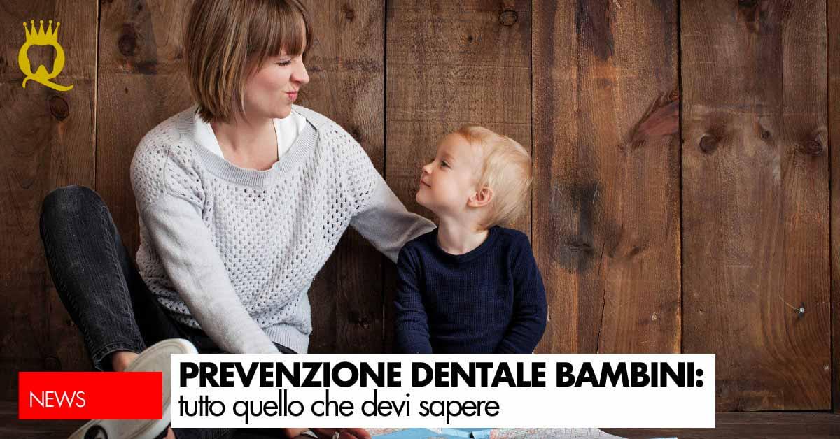 prevenzione dentale bambini | Dental Q